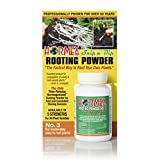 Hormex Rooting Hormone Powder #3   for Moderately Easy to Root Plants   IBA Rooting Powder Compound for Strong & Healthy Roots