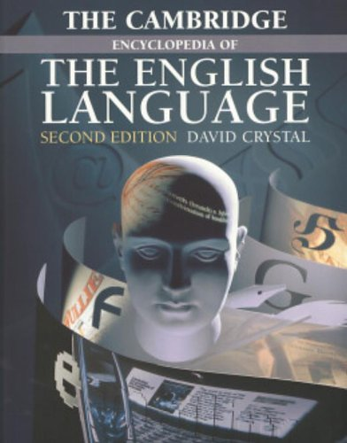 The Cambridge Encyclopedia of the English Language 2nd Edition Paperback