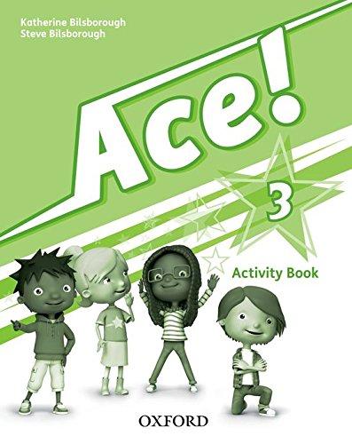 Ace! 3: Activity Book - 9780194006897