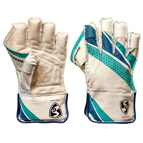 SG RSD Xtreme Wicket Keeping Gloves, Adult (Colour May Vary)