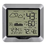 La Crosse Technology 308-1417 Forecast Station, Silver