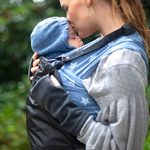 Hoppediz imbracatura 3-in-1in pile per neonato e bambino