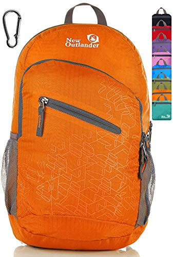 Ultralight Packable Hiking Backpack Water-Resistant Daypack