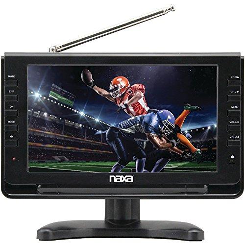 Naxa Electronics NAXA NT-90 9' Portable TV & Digital Multimedia Player