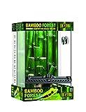 Exoterra EX T Bamboo Forest Habitat Terrarium pour Reptile/Amphibien Taille S