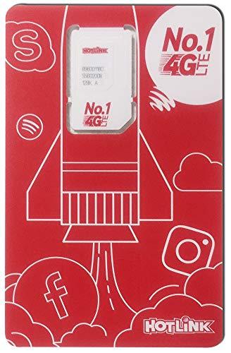 マレーシア MAXIS プリペイドSIMカード 8GB(通話込)/月 マレーシア国内どこでもご利用いただけます⇒プロ...