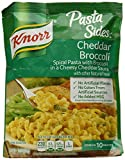 Knorr Pasta Side Dish, Cheddar Broccoli, 4.3 Ounce pack of 4