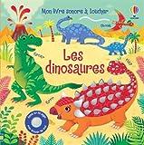 Les dinosaures - Mon livre sonore à toucher