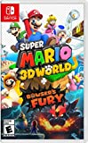Super Mario 3D World + Bowser's Fury - Nintendo Switch (Video Game)