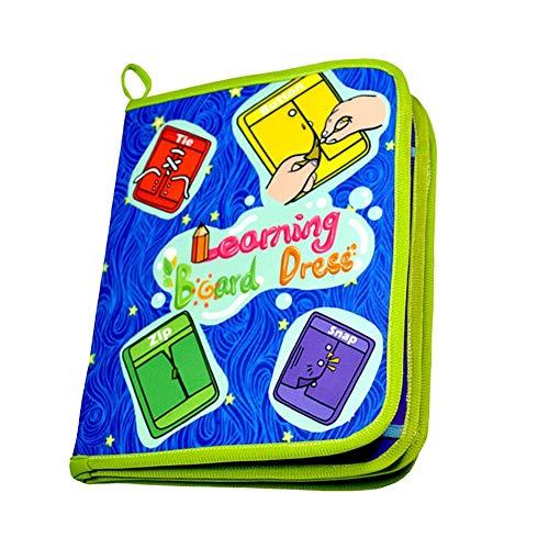 Sunshinetimes Kids Toddler Early Learning Toys Basic Life...