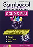 SAMBUCOL Cold and Flu Kids Chewables, 24 CT