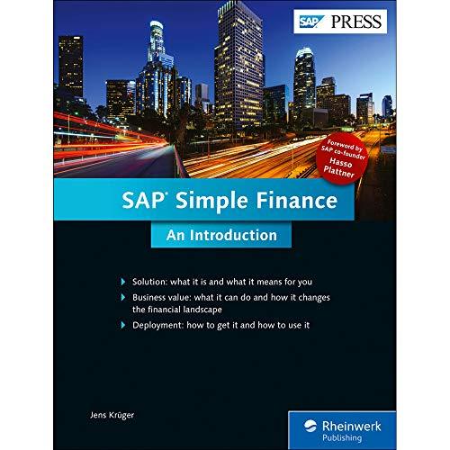 SAP Simple Finance: An Introduction, SAP S/4HANA