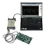 PC Virtual Digital Oscilloscope Measurement Tool Multimeter Electrical Testing 48MSa/s 20Mhz Bandwidth 2CH MUW