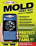 PRO-LAB DIY Mold Test Kit For Home For Air And Surface Testing - Mold Test Kit Includes Expert Consultation, Pre-Paid Return Mailer, Optional AIHA Lab Analysis, Emailed Mold Report