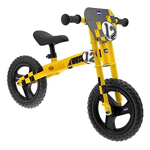 Chicco - Yellow Thunder , Bicicletta Senza Pedali , Gialla, 00007413000000