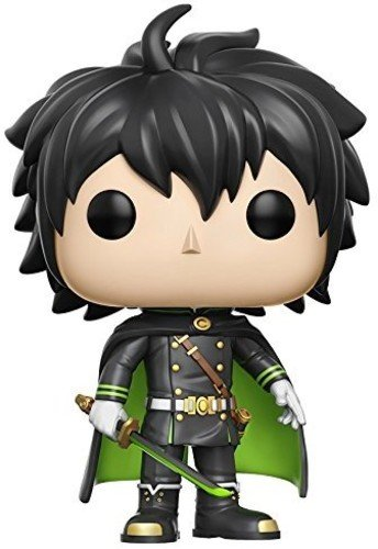 Seraph of the end yuichiro hyakuya #195 funko pop! Anime vinyl figure