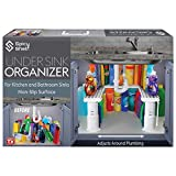 Expandable Under Sink Organizer and Storage   Bathroom Under the Sink Organizer Kitchen Under Sink Shelf   Cleaning Supplies Organizer Under Sink Storage   EXPANDABLE HEIGHT DEPTH & WIDTH