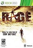 Rage - Xbox 360 (Video Game)