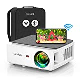 YABER V6 WiFi Bluetooth Projector 7500L Full HD Native 1920×1080P Projector, 4P/4D Keystone Support...