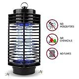 iweed Lampe Anti Moustique Electrique Tue Mouches Destructeur d' Insectes Piege...