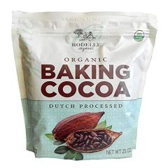 Rodelle Organic Baking Cocoa Powder - Dutch Processed
