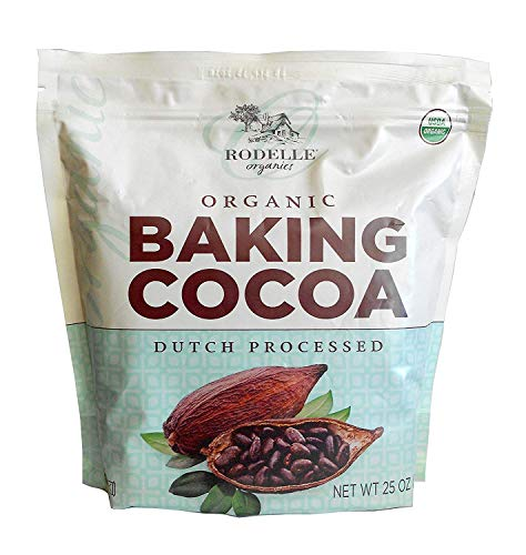 Rodelle Organic Baking Cocoa Powder - Dutch Processed