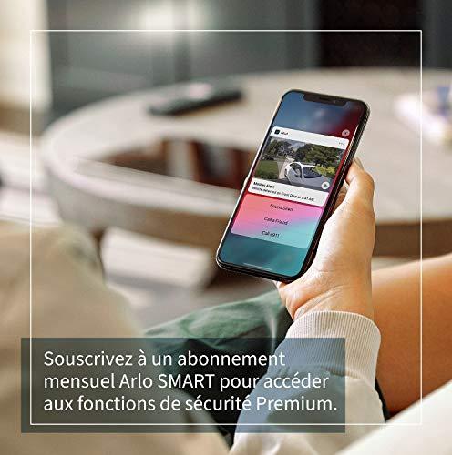 51rZXOwnPgL._SL500_ [Bon plan Arlo] !  Arlo Essential, 100% sans fils, video 1080p, vision nocturne couleur, Audio bidirectionnel, batterie de 6 mois, dét...