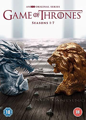 Game Of Thrones Season 1-7 [Edizione: Regno Unito] [Reino Unido] [DVD]