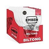 Ember Biltong - Chilli Beef Jerky - Bœuf Séché -...
