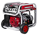A-iPower SUA12000E 12000 Watt Portable Generator Heavy Duty Gas Powered with Electric Start for Jobsite, RV, and Whole House Backup Emergency
