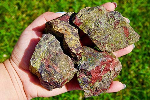 Simurg Raw Dragon Blood Stone 1lb Rough Dragon Blood Crystal...