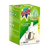 Bloom ProNature Insecticida Electrico Líquido contra mosquitos común y tigre -...