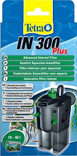 Tetra IN 300 plus Filtro interior - Filtros interiores potentes y...