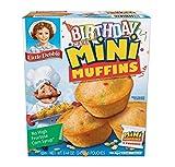 Little Debbie Birthday Cake Mini Muffins, 6 Boxes, 5 Pouches Per Box