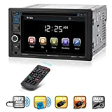 Boss Audio Systems BV9364B Car Stereo DVD Player - Double Din, Bluetooth Audio/Hands-Free...