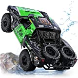 Ruko C11 Amphibious RC Cars 1:10 Scale Large Monster Truck, 2.4 GHz Waterproof Remote Control Car,...