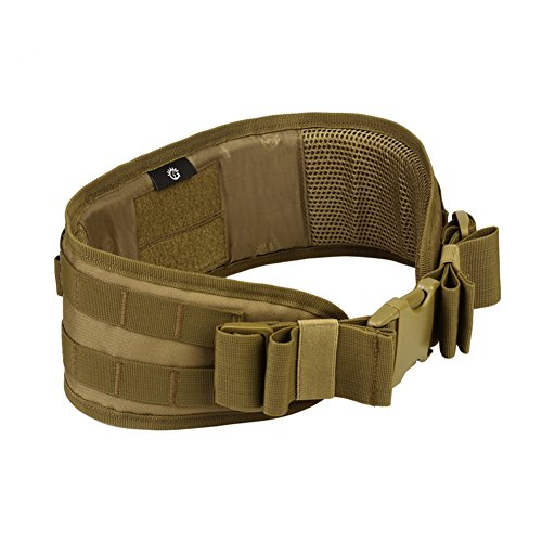 51rwLj8 9bL - The 7 Best Tactical Waist Belts That Will Improve Your Everyday Carry Experience