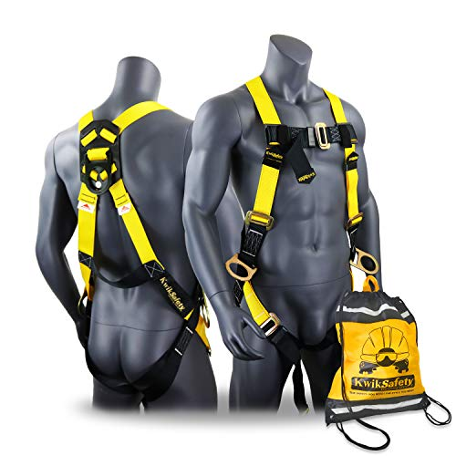 Kwik Safety (charlotte, NC) Thunder 3D-ring Safety Harness