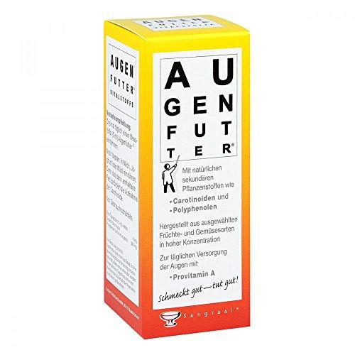 Augenfutter Vitalstoffe Konzentrat, 100 ml Lösung