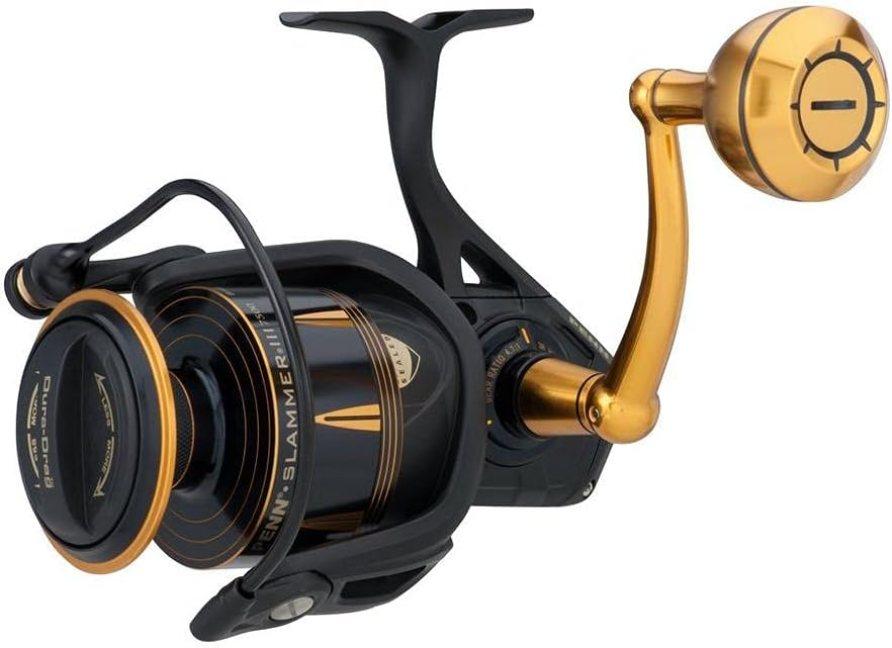 PENN Slammer III Spinning Fishing Reel review