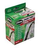 Slime 30061 Cámara Interior de Bicicleta con Sellante de Pinchazos Slime, Sellado Autónomo, Prevenir y Reparar, Válvula Presta, 19/25 - 622mm (700x19/25c)