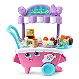 LeapFrog Scoop and Learn Ice Cream Cart Deluxe (Frustration Free Packaging) , Pink