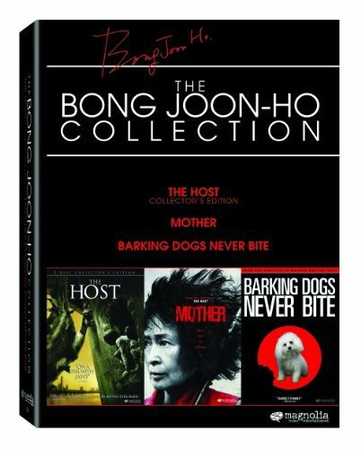 The Bong Joon-ho Collection (The Host / Mother / Barking Dogs Never Bite)