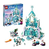 Palacio mágico de hielo de Elsa (43172)