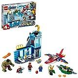 LEGO 76152 MarvelSuperHeroes4+ LacolèredeLoki, série Super Heroes...