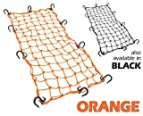 Powertye 15'x30' Mfg Large Cargo Net Featuring 10 Adjustable Hooks