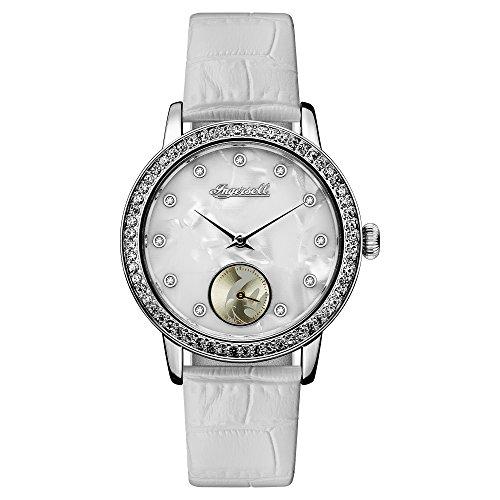 Ingersoll Damen Analog Quarz Uhr mit Leder Armband ID00701