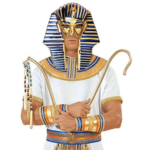 Máscara de faraón egipcio