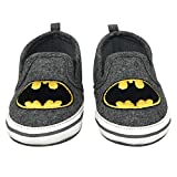 DC Comics Batman Infant Soft Sole Slip-On Shoes - Size 6-9 Months