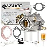 QAZAKY Replacement for Carburetor Golf Cart Club Gas Car DS & Precedent Turf Carryall Kawasaki FE290 Engine Carb 1992 1993 1994 1995 1996 1997 1016438 1016439 1016440 1016441 1016478 17552 101805601